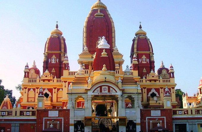 比尔拉·拉克希米·纳拉扬神庙_斋普尔_印度