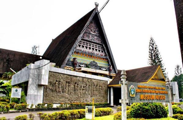 北苏门答腊博物馆_棉兰_印度尼西亚