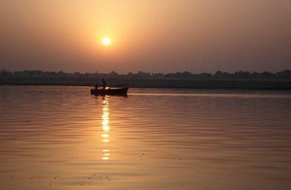 恒河_瓦拉纳西_印度