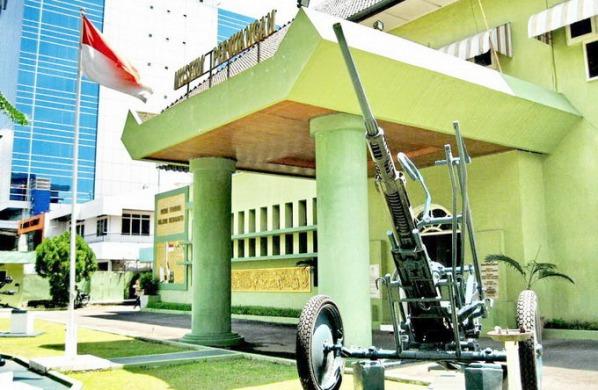 国阵武吉军事博物馆_棉兰_印度尼西亚