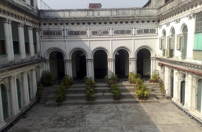 泰戈尔故居_加尔各答_印度