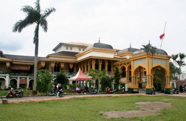 苏丹皇宫_棉兰_印度尼西亚
