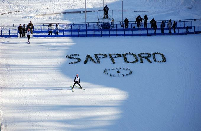 札幌国际滑雪场 _札幌 _日本