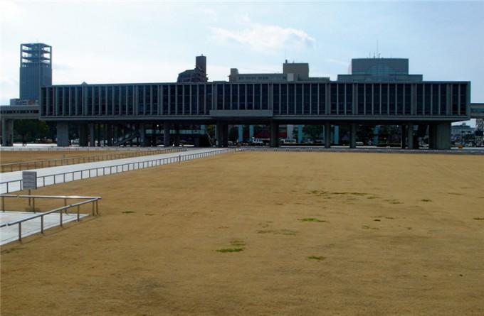 广岛和平纪念馆_广岛_日本