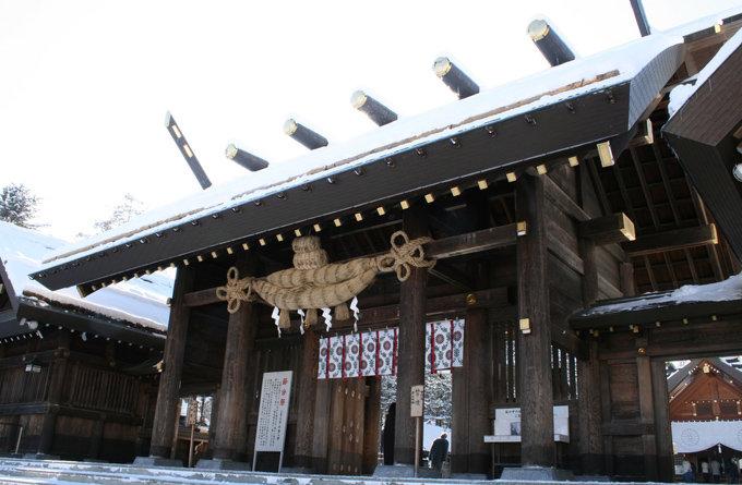 北海道神宫_札幌 _日本