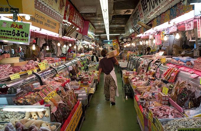 第一牧志公设市场_那霸市_日本