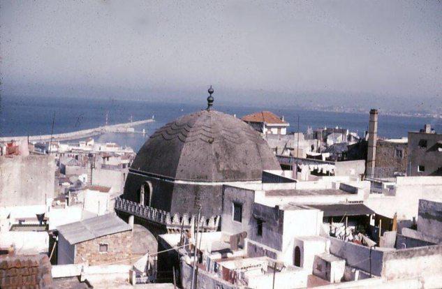 阿尔及尔城堡旅游