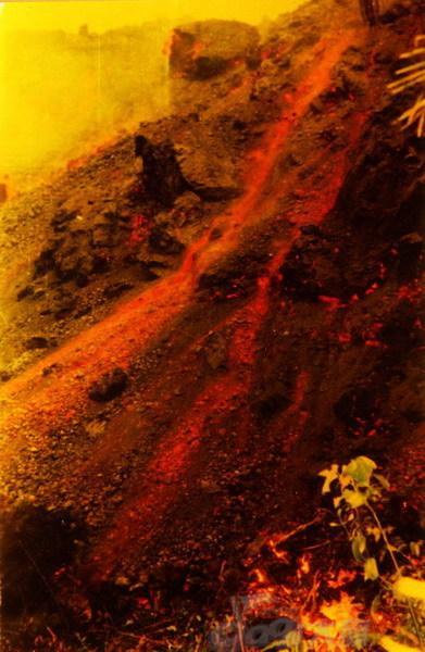 喀麦隆火山旅游