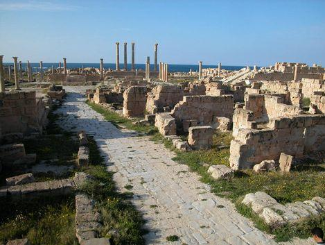 萨布拉塔考古遗址