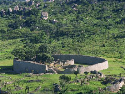 大津巴布韦国家纪念地