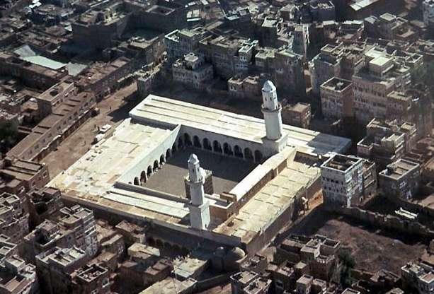 萨那清真大寺旅游
