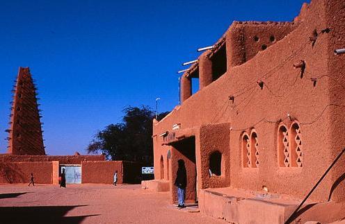 阿加德兹历史中心