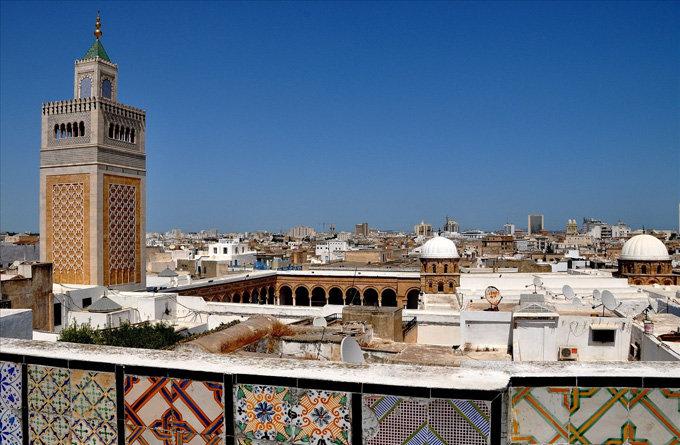 突尼斯城城市概况