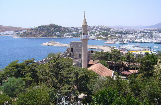 圣彼得城堡_博德鲁姆_土耳其