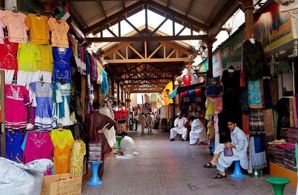 迪拜老集市_迪拜_阿联酋