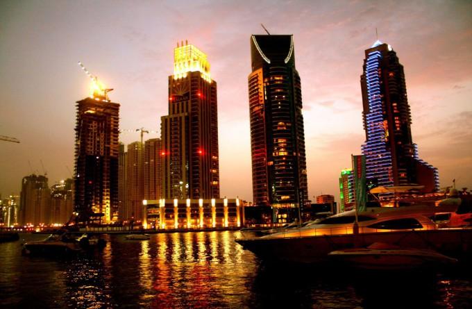 迪拜码头_迪拜_阿联酋
