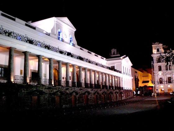 厄瓜多尔独立广场