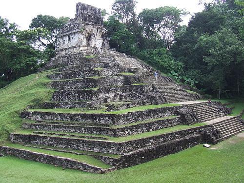 科潘玛雅古迹遗址