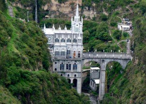拉斯拉哈斯教堂