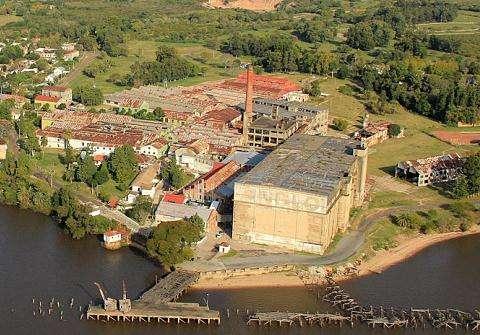 弗赖本托斯文化工业景观