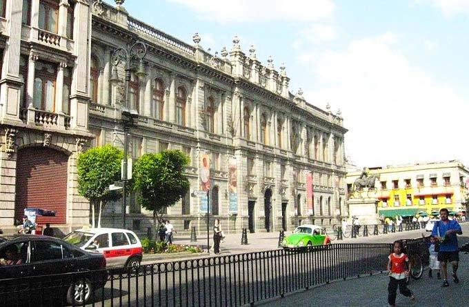 墨西哥国家艺术博物馆_墨西哥城_墨西哥