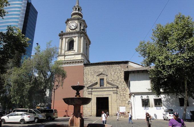 圣弗朗西斯科殖民博物馆_圣地亚哥_智利