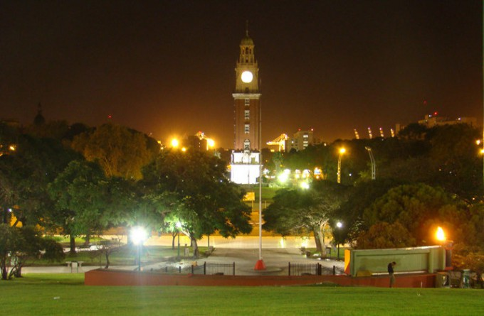 纪念钟塔_布宜诺斯艾利斯_阿根廷