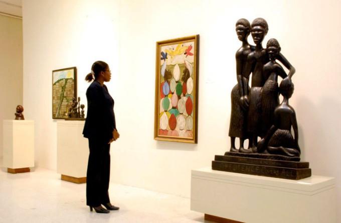 牙买加国家美术馆_金斯顿_牙买加