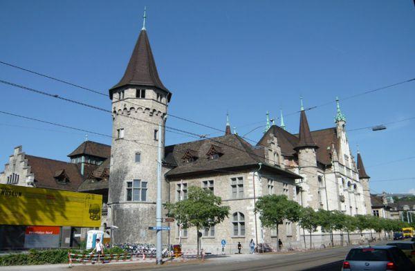 瑞士国家博物馆 _苏黎世_瑞士