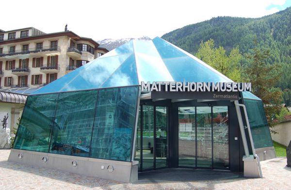 马特宏峰博物馆_采尔马特_瑞士
