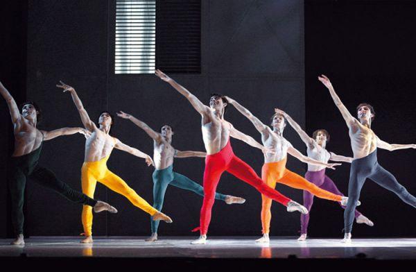 贝嘉芭蕾舞团_洛桑_瑞士
