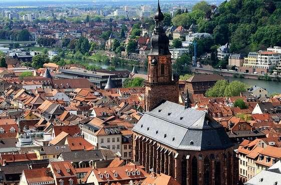 海德堡圣灵大教堂