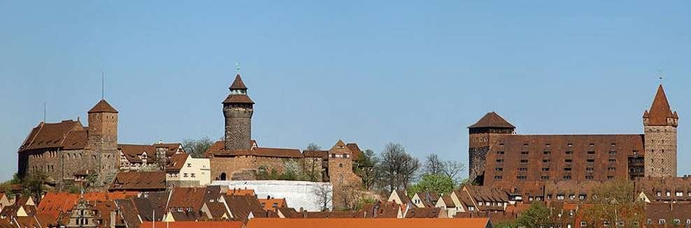 纽伦堡城堡旅游
