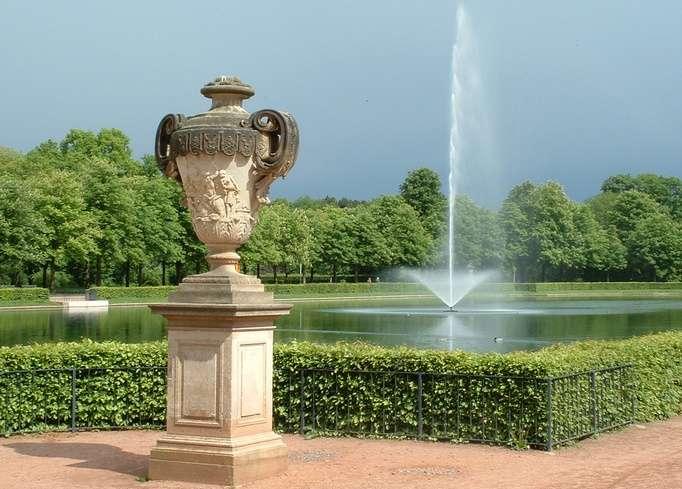 德累斯顿大花园