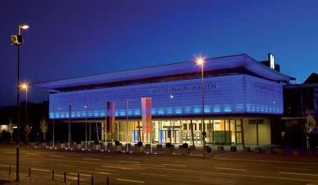 莱茵-美因展览馆