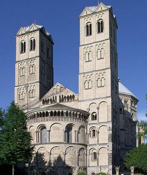 圣格里安教堂旅游