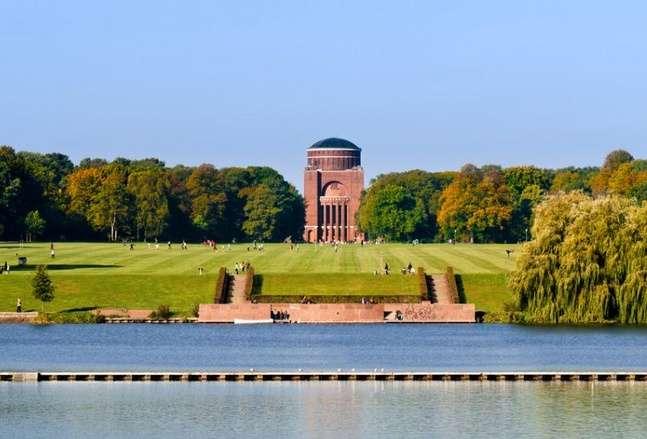 汉堡天文馆旅游
