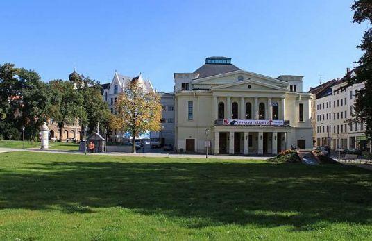 格尔利茨剧院旅游