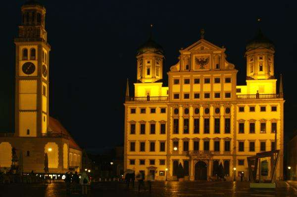 奥格斯堡市政厅