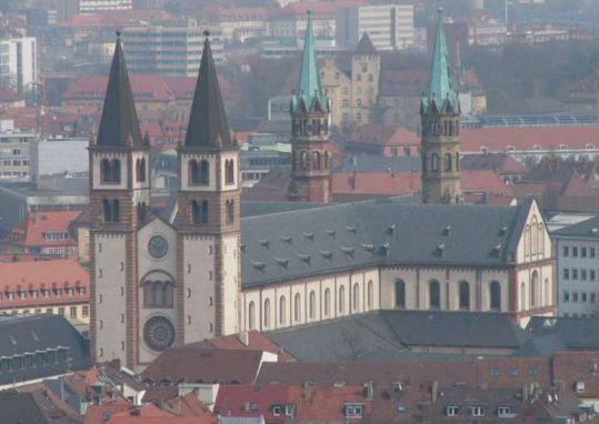 圣基里安大教堂