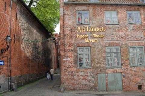 吕贝克木偶剧院博物馆