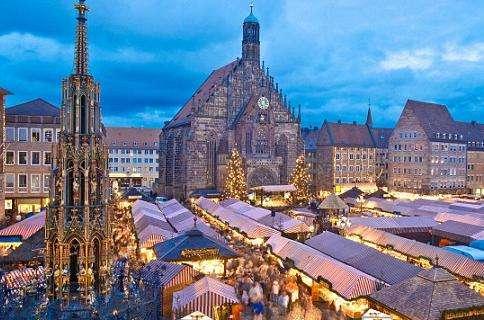 纽伦堡旅游