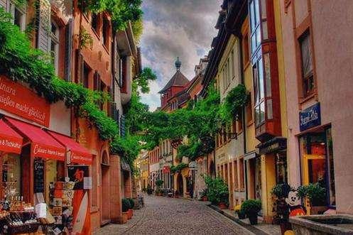 弗赖堡旅游