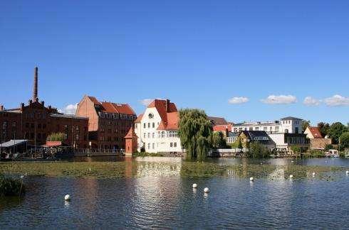 哈弗尔河畔勃兰登堡