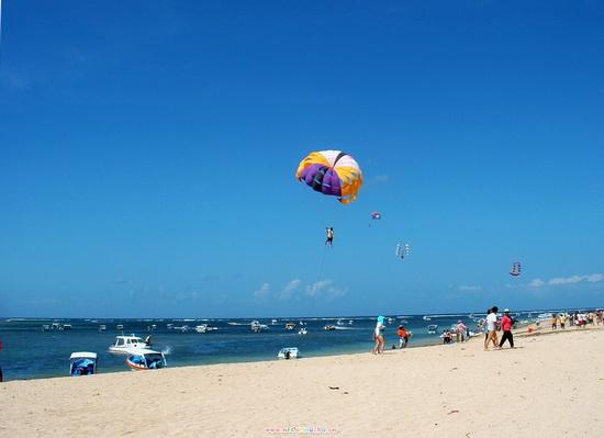【至尊·巴厘蓝梦版】情人崖、金巴兰+努沙杜瓦海滩、LULU SPA 、蓝梦岛+下午茶双飞6日7日游
